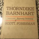 Thorndike Barnhart Beginning Dictionary – Hardcover – 1964 by Clarence Thorndike