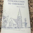 Introduction to theology –  Paperback – 1973 by Owen C Thomas  (Author)