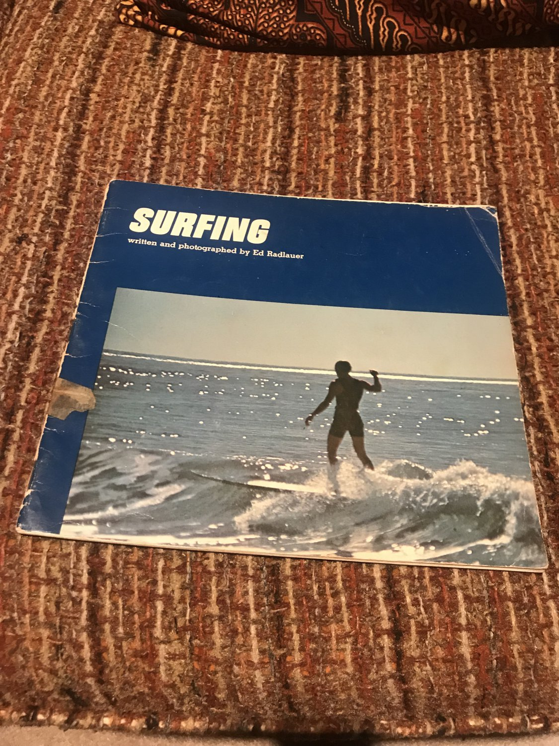 Surfing  � Paperback � June 1, 1978 by Ed Radlauer  (Author)