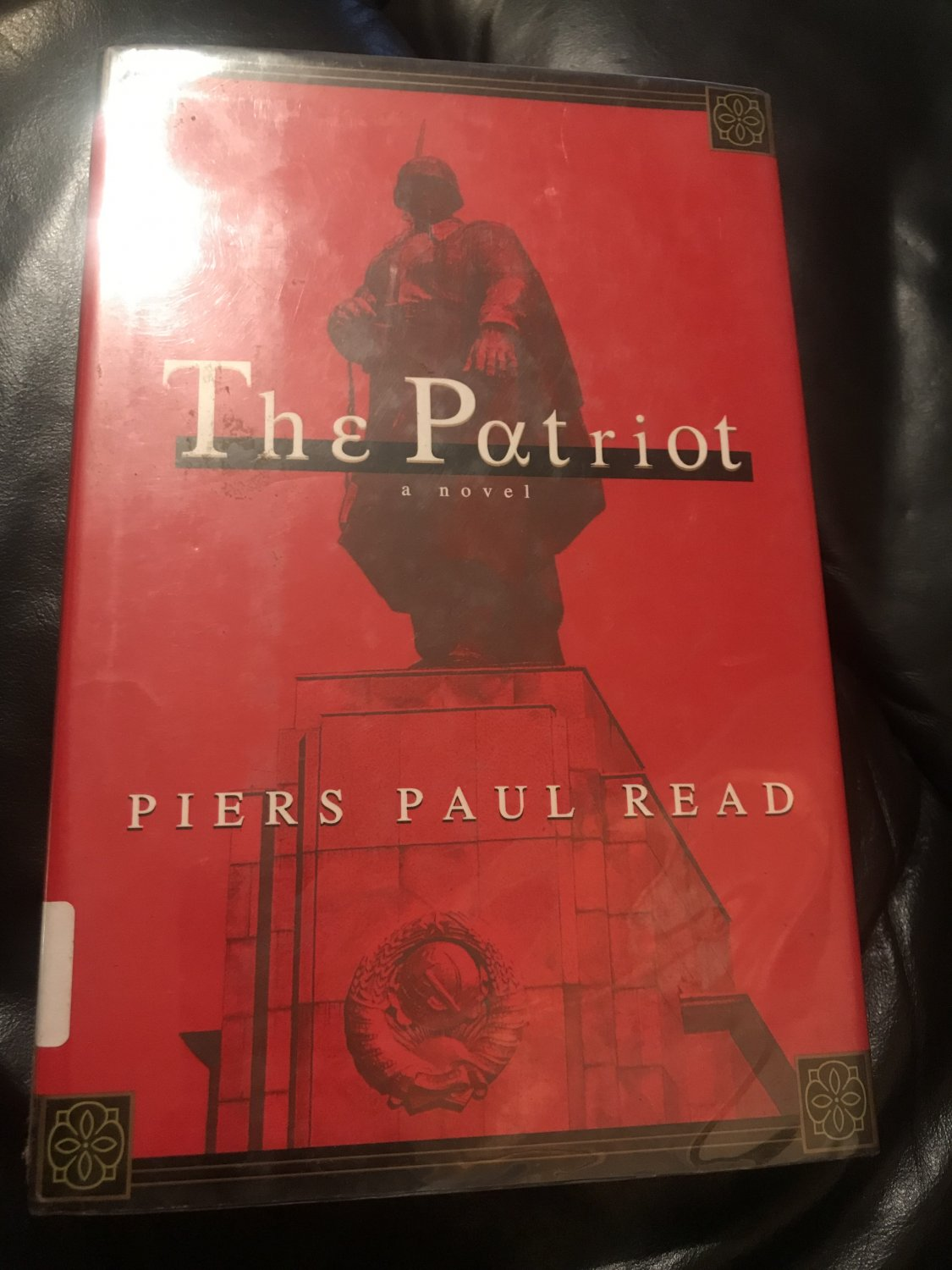 The Patriot Hardcover � February 6, 1996 by Piers Paul Read  (Author)