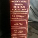 The Scapegoat/The Last Angry Man/The Muses are Heard... Reader's Digest Condensed Books, Vol 2: 1957