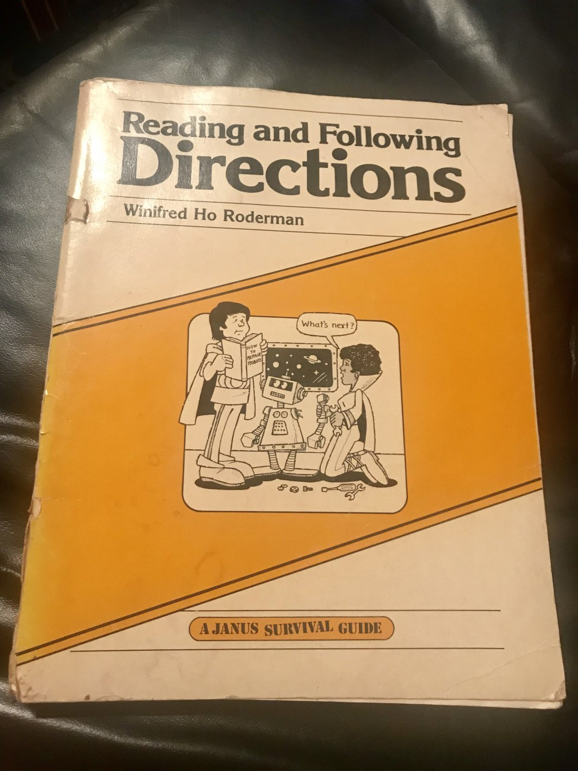 Reading and Following Directions by Einifred H. Roderman (Author)