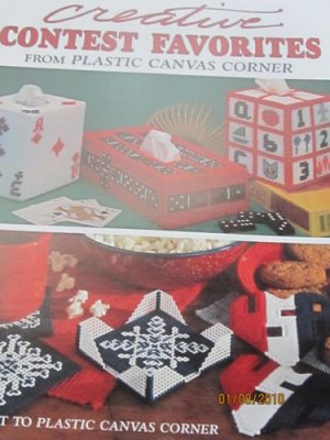 Terrific Projects You Can Make Up In A Hurry On Plastic Canvas Contest Favors
