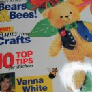 Great American Crafts - The Creative Womans Choice - Bears & Bees -  Family Time