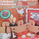 Kitchen Chickens Country Projects For Home Decorating