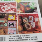 20 Projects To Make Up Quick - Hearts To Love - Animal Puzzle