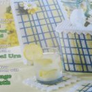 17  New Plastic Canvas Patterns Sizzling Summer Projects