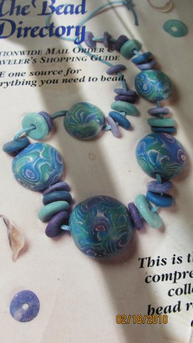 The Bead Directory: Everything You Need to Bead by Linda Benmour (1993,...