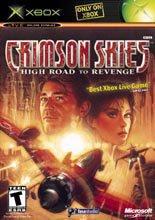 Crimson Skies High Road Revenge (XBOX)