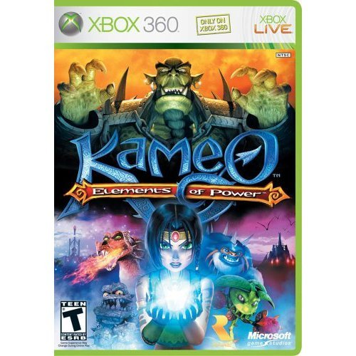 Kameo Elements of Power (Xbox 360)