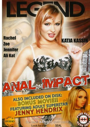Anal Impact DVD