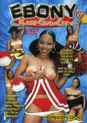 Ebony Cheerleaders 07 DVD