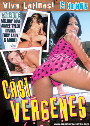 Viva Latinas - Casi Vergenes 5hr Adult DVD - Latin Girls
