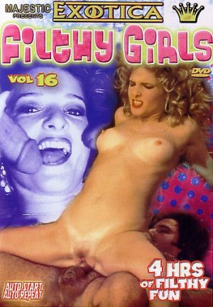 Majestic Exotica - Filthy Girls Vol. 16 4 hr Adult DVD
