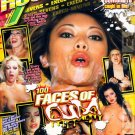 100 Faces of Cum 7 hr Adult DVD - Leisure Time Digital