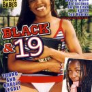 Ebony Babes - Black And 19 10 hr Adult DVD - Maverick