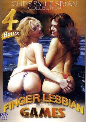 Finger Lesbian Games 4 hr Adult DVD