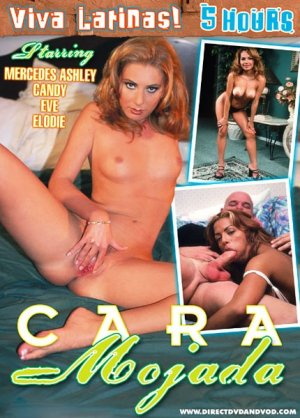 Viva Latinas - Cara Mojada 5 hr Adult DVD