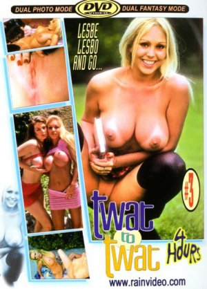 Twat to Twat 3 4 hr Adult DVD