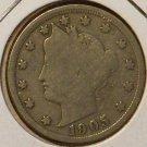 1905 Liberty Nickel (V-Nickel)