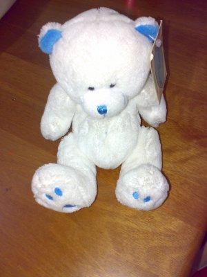 White Plush Toy