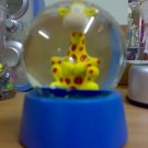 Giraffe crystal Ball