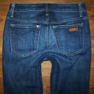 "Womens Joe's ""Visionaire"" Janine Boot High Waist Jeans Joes Size 26 x 32"