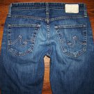 Mens AG Adriano Goldschmied PROTEGE AGed 7 Yr Dark Straight Jeans 29 x 30