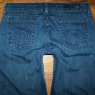 Womens Citizens of Humanity BIRKIN Lightweight Wide Leg Trouser Jeans Size 28