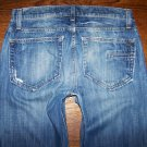 Mens Joe's BRIXTON Evan Distressed Straight Joes Jeans Size 29 x 27.5