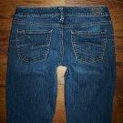 SILVER Brand AIKO BOOTCUT Dark Stretch Boot Jeans Women's Size 29 x 31
