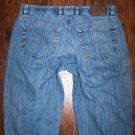 Ermenegildo Zegna Mens Straight Leg Jeans Pants Made In Italy Size 36 x 33