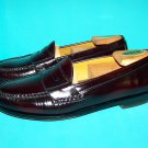 Cole Haan Pinch Penny Loafer Mens Burgundy Dress Shoes Size 8.5