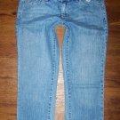 New York & Company NY&Co Crop Capri Jeans Size 2