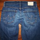 AG Adriano Goldschmied The Protege 07 Yr AGed Denim Straight Leg Jeans 29 x 30