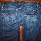 Joe's Bootcut Freud Wash Stretch Joes Jeans Womens Size 27