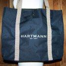 Rare Hartmann Shopper Black Tote Bag