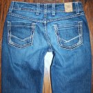 BKE Buckle Britni Stretch Boot Cut Jeans Size 25 x 30
