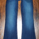 J Brand Babe 923 Classic Wash Bell Bottom Low Rise Jeans Size 25 x 31