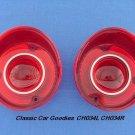 1972 Chevelle SS Malibu Tail Light Lenses. New Pair!