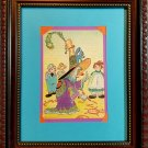 Raggedy Ann  8 x 10 wall hanging item#0303