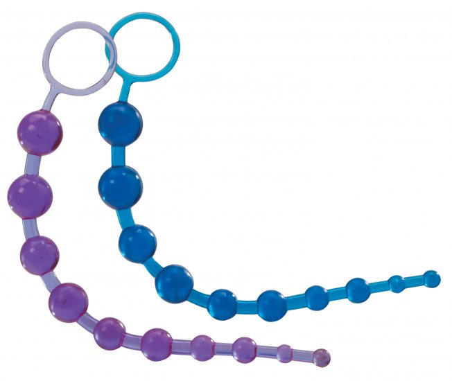 X-10 Jelly Beads, Purple-SE1233-14