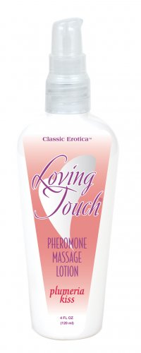 Loving Touch Lotion,  EXOTIC RAIN 4oz-CE1045