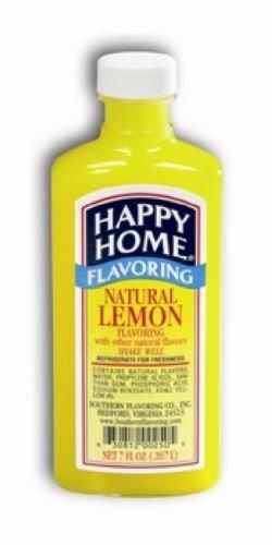 HAPPY HOMES  NATURAL LEMON EXTRACT 70Z