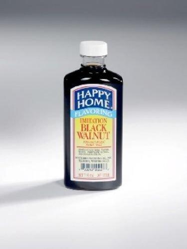 Happy Homes Flavors Imitation Black Walnut  7 oz