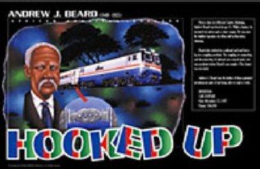 African American Inventors Posters Andrew J. Beard Inventor Car Coupler