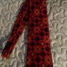 Men's Metropolitan designer geometric print silk dress tie