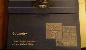Prentice Hall Skills Intervention Geometry New