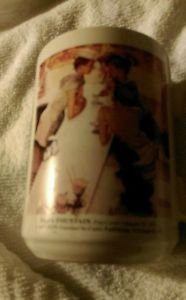 The Saturday Evening Post by Norman Rockwell mug