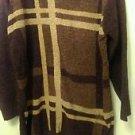 Womens Carolyn Taylor knit sweater sz 1X